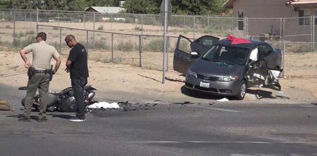 Maine Dies in Motorcycle Crash in Hesperia - Best Motorcycle