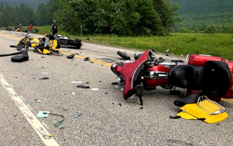 2 Killed in Motorcycle Accident in Northern California