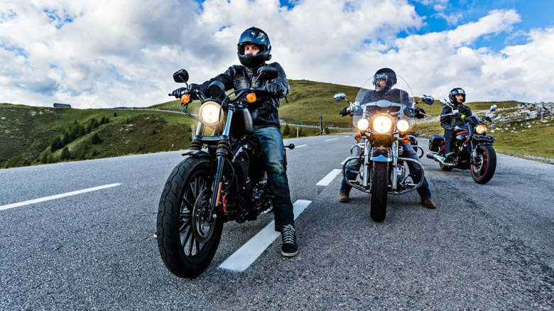 For Motorcyclists, Accident Prevention is a Paramount Concern